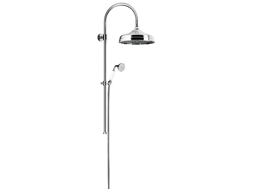Wall-mounted shower panel with overhead shower CLASSIC SHOWERS - 1415273 - Fir Italia
