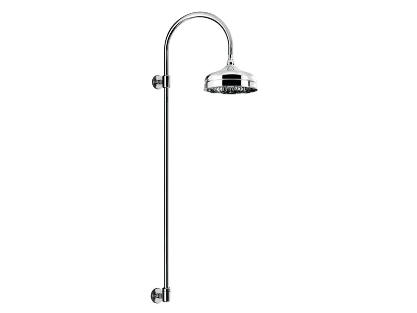 Wall-mounted shower panel with overhead shower CLASSIC SHOWERS - 1445240 - Fir Italia