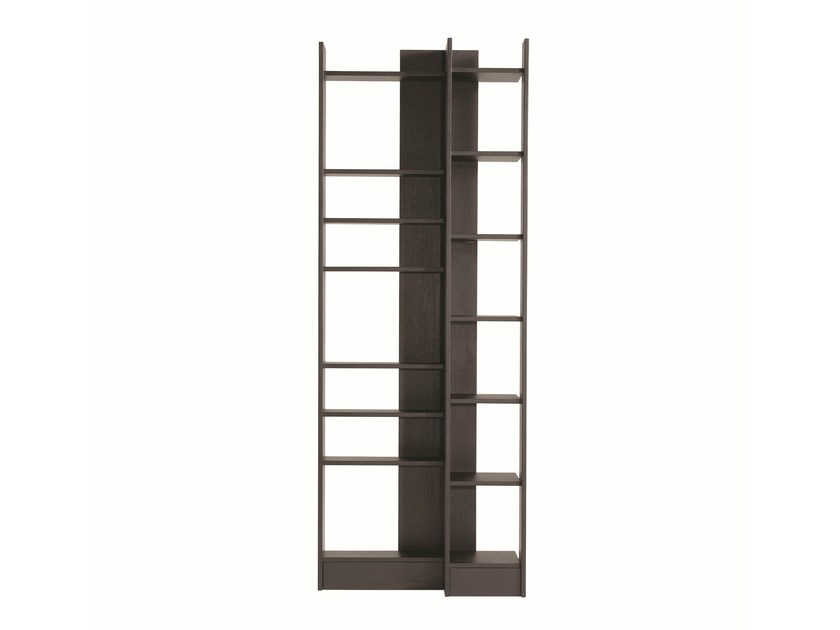 Reversable bookcase CLAY - Driade