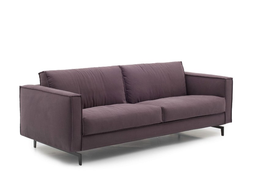 Sectional fabric sofa CLIFFORD - BODEMA