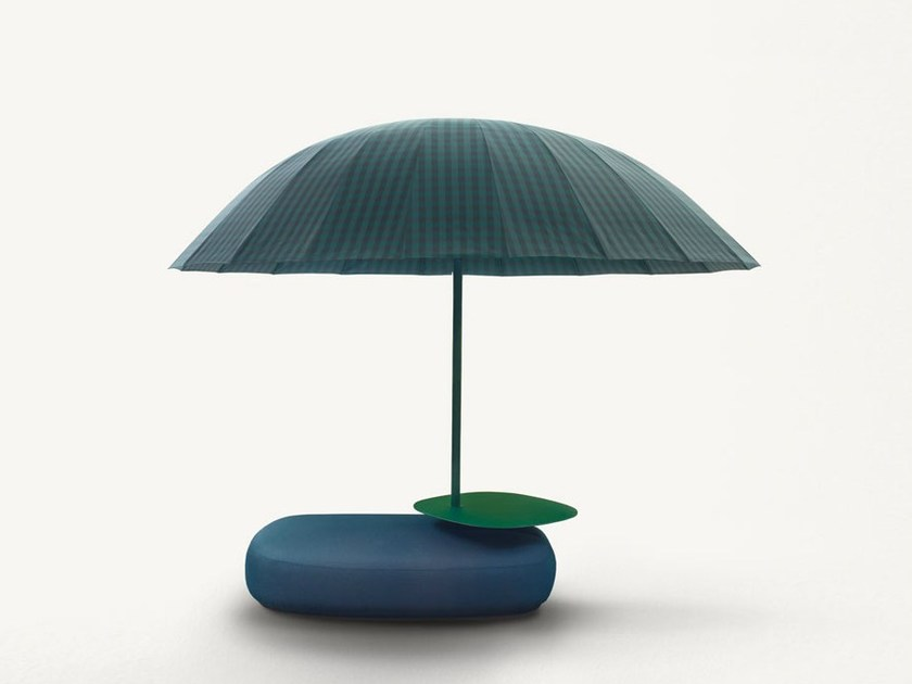 Fabric outdoor chair CLIQUE - Paola Lenti