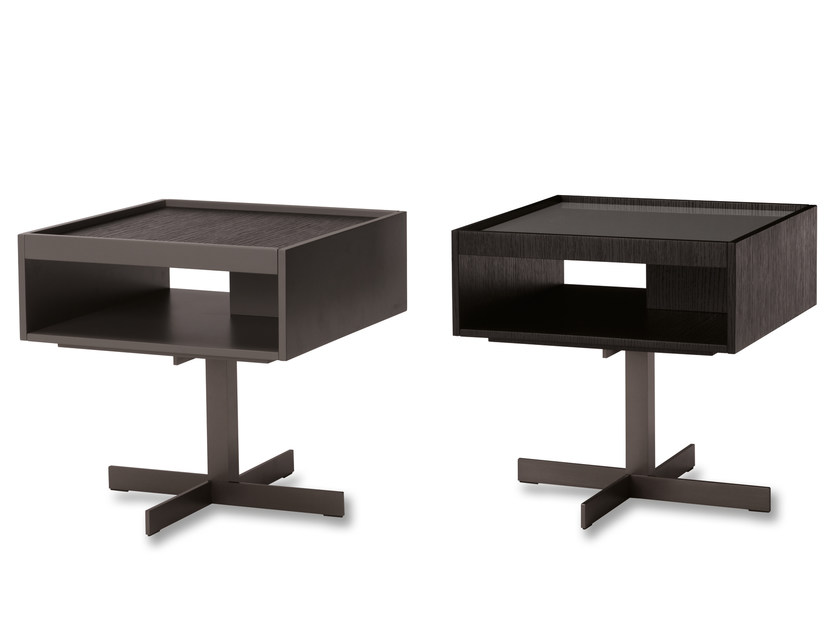 Bedside table CLOSE NIGHTSTAND - Minotti