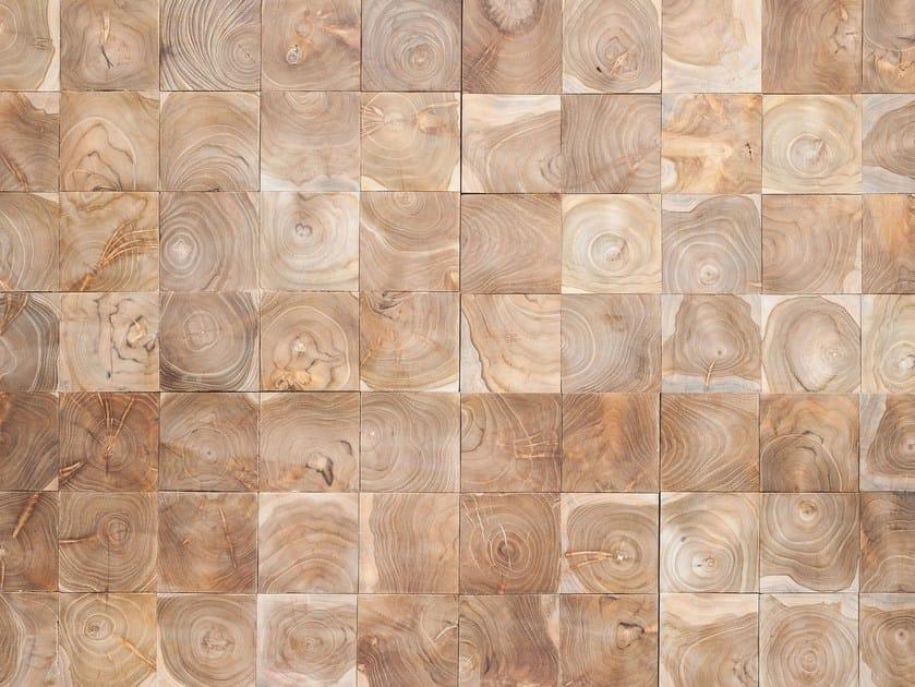 Wooden 3D Wall Cladding COAST - Wonderwall Studios