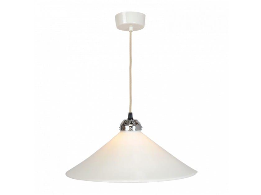 Porcelain pendant lamp with dimmer COBB LARGE by Original BTC