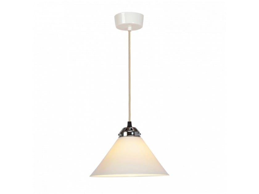 Porcelain pendant lamp with dimmer COBB SMALL - Original BTC
