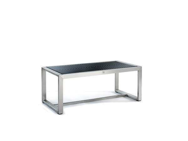 Sled base rectangular coffee table HARRISON | Coffee table - 7OCEANS DESIGNS