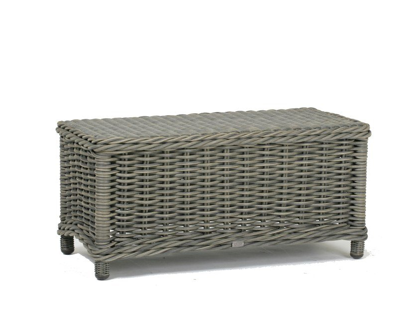 Rectangular garden side table BALI | Coffee table - 7OCEANS DESIGNS