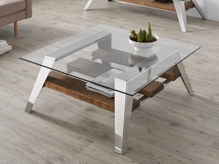 Nordic tavolino da caffè collezione nordic by altinox minimal design