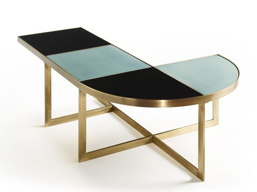 Low coffee table CAROUSEL | Coffee table by MARIONI