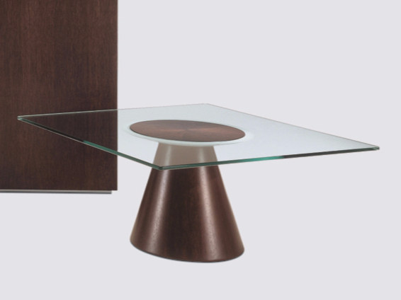 Tempered glass coffee table for living room 16GRADI | Coffee table by ARTOM by Ultom