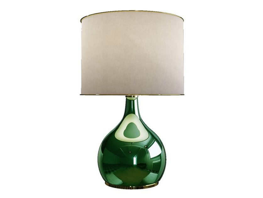 Blown glass table lamp COLABA | Table lamp - Creativemary