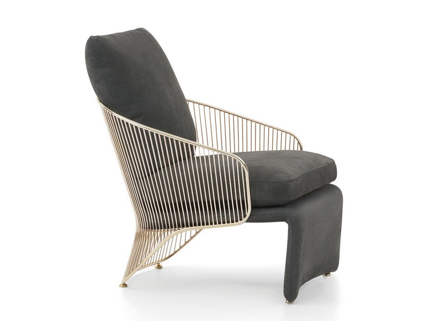 Armchair COLETTE | Armchair by Minotti