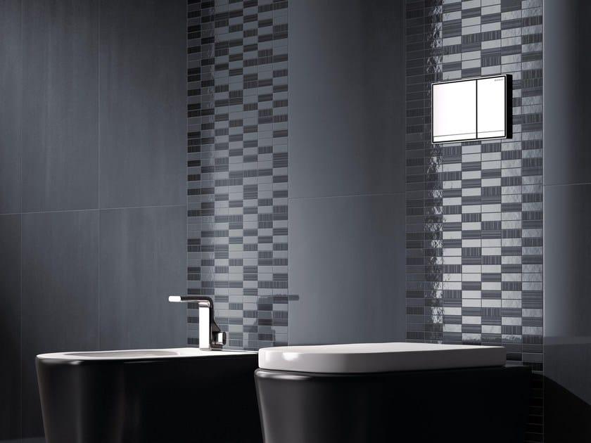 White-paste wall tiles COLOR FLOW - Ceramiche Supergres