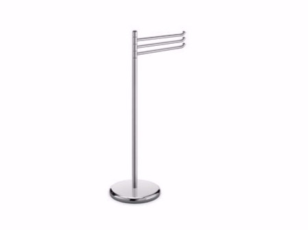 Swivel standing towel rack COLORELLA | Standing towel rack - INDA®