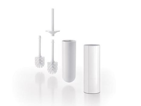 Wall-mounted toilet brush COLORELLA | Wall-mounted toilet brush - INDA®