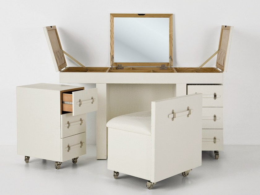 Dressing table COMBINATION DIVA CROCO by KARE-DESIGN