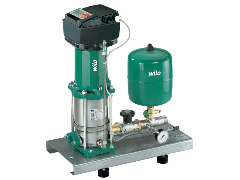 Pump and circulator for water system COMFORT-N VARIO COR-1 MVISE by WILO Italia