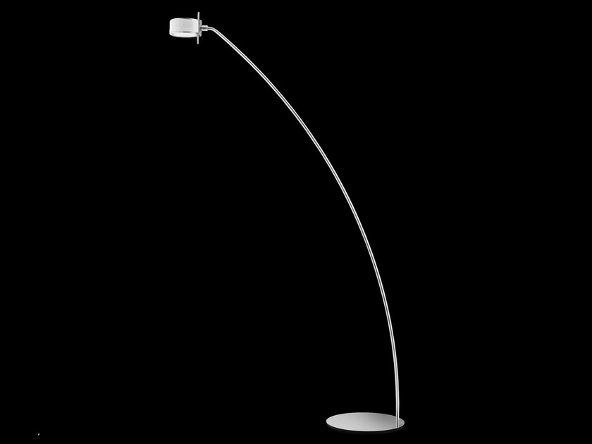 Halogen floor lamp COMPONI200 CURVA by Cini&Nils