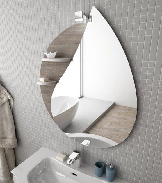 Mobile lavabo doppio sospeso con cassetti componibile 8 for Mobili componibili per bagno