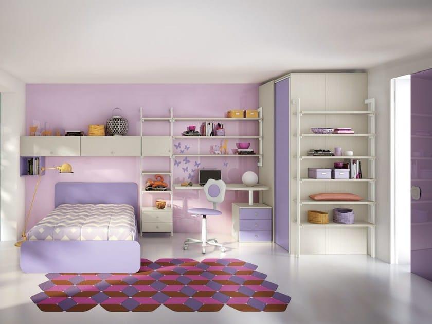 Teenage bedroom COMPOSITION 3 - Mottes Mobili