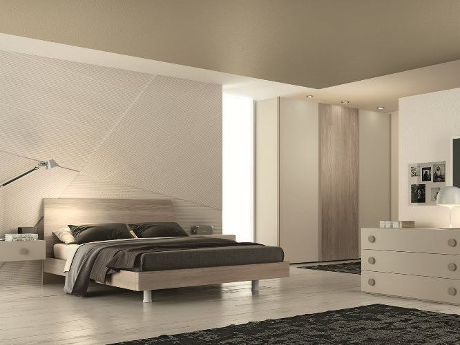 Bedroom set COMPOSITION 41 - Mottes Mobili
