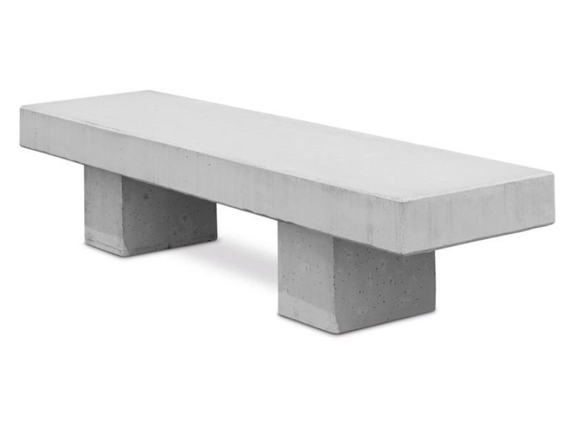 Panchina in calcestruzzo vora acl for Panchine arredo urbano prezzi