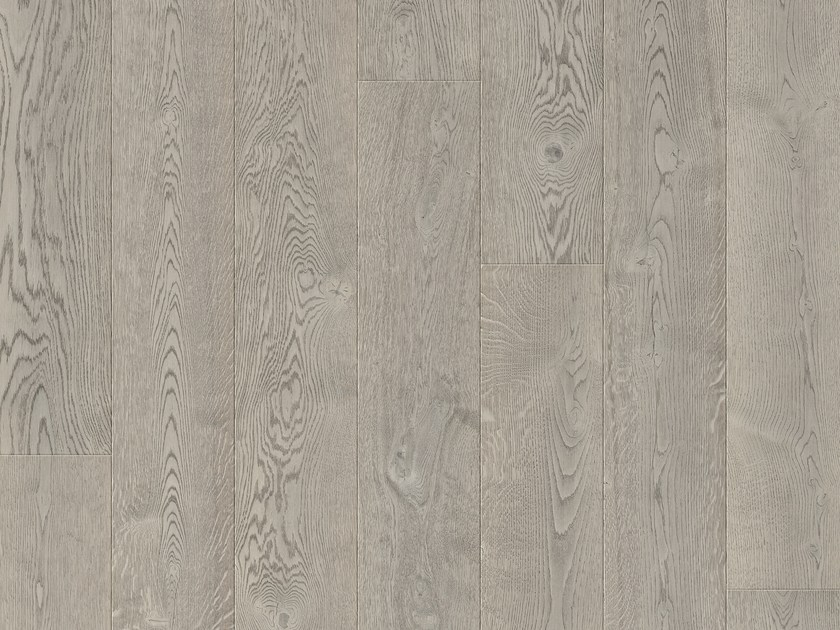 Brushed oak parquet CONCRETE GREY OAK by Pergo