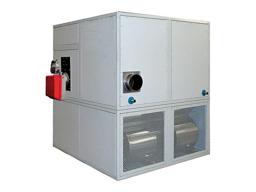 Heating unit and burner CONDARIA - RIELLO