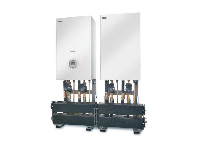 Condensation boiler CONDEXA PRO SYSTEM - RIELLO