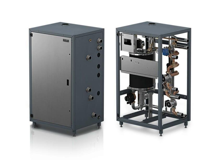 Outdoor condensation boiler CONDEXA PRO3 115 EXT ALL-INSIDE - RIELLO