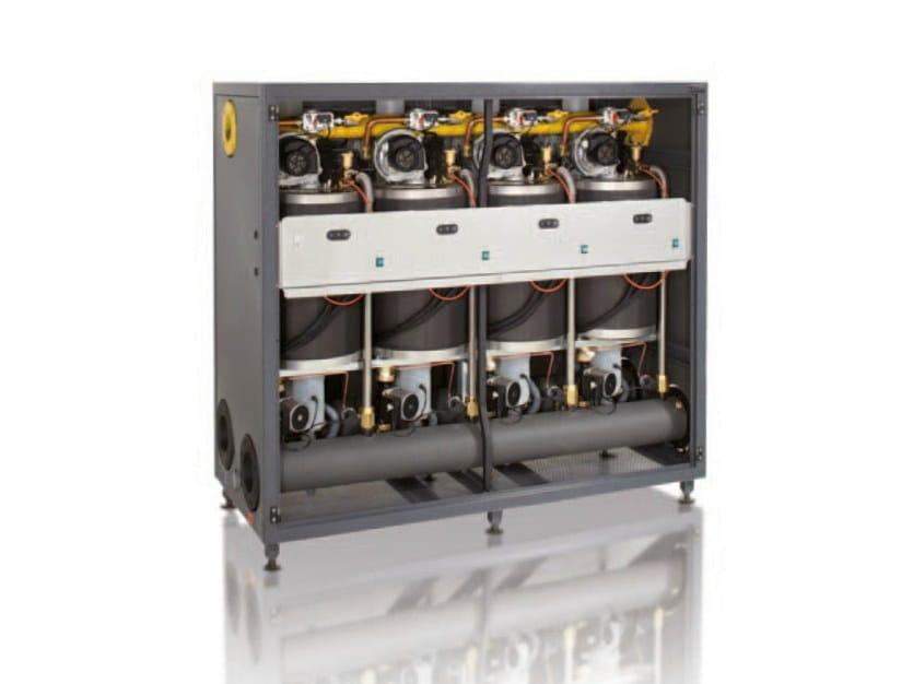 Indoor condensation boiler CONDEXA PRO3 IN by RIELLO