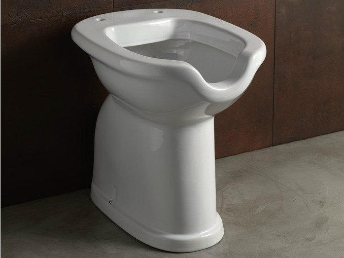 Ceramic toilet CONFORT OPEN | Toilet - Alice Ceramica
