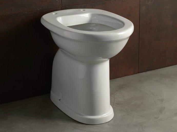Ceramic toilet CONFORT | Toilet by Alice Ceramica