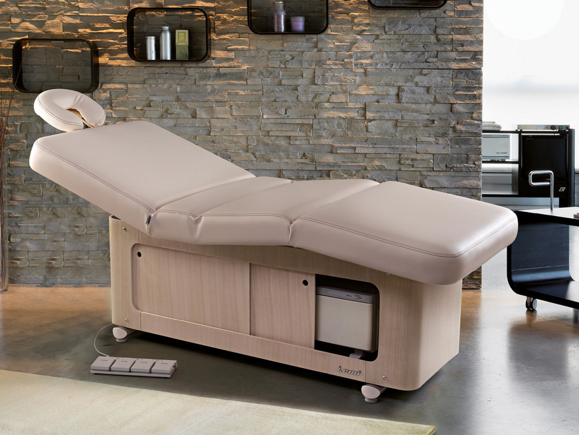 Electric massage bed for chromotherapy CONFORTIUM by Lemi Group