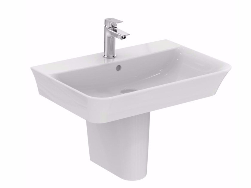 Lavabo sospeso in ceramica CONNECT AIR - 65 cm by Ideal Standard