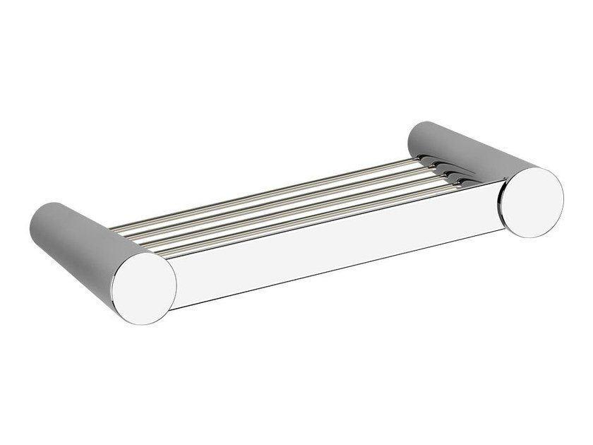 Metal bathroom wall shelf CONO ACCESSORIES 45547 - Gessi