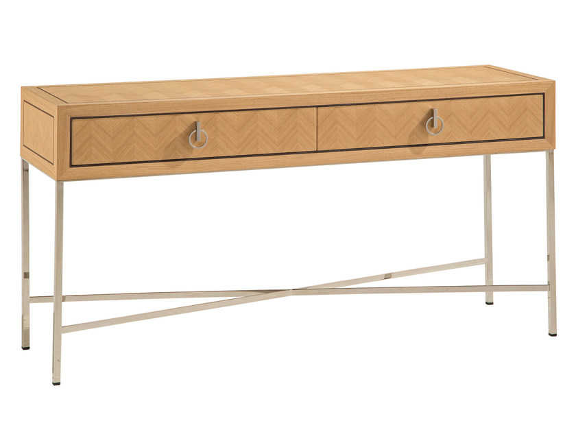 Rectangular console table with drawers EPOQ | Console table - ROCHE BOBOIS