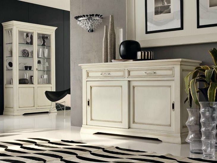 Lacquered sideboard CONTESSA | Lacquered sideboard - Devina Nais