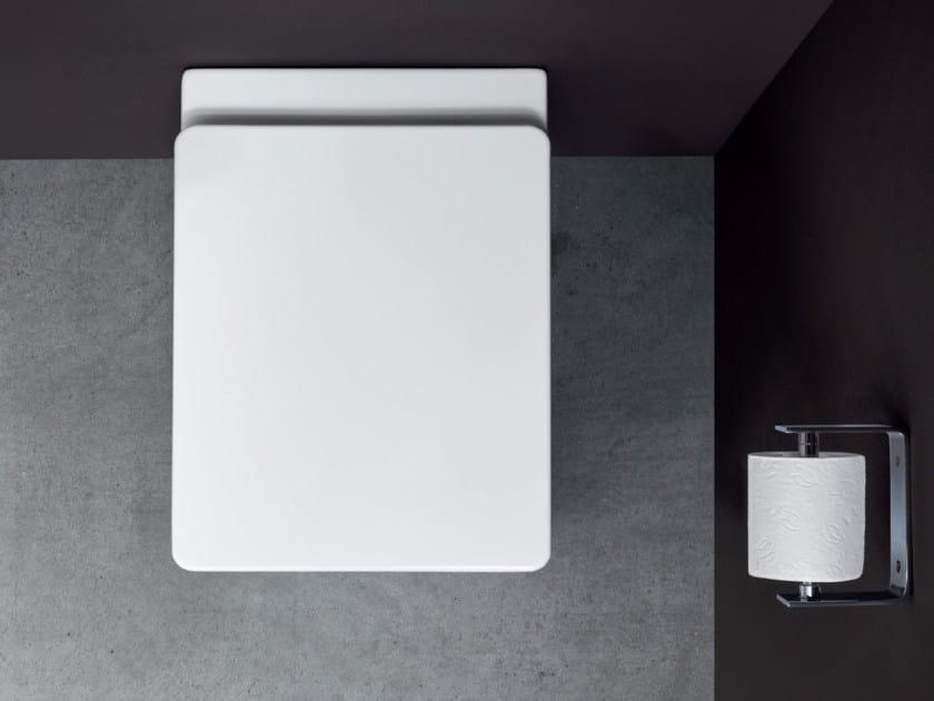 Floor mounted ceramic toilet COOL   Floor mounted toilet by Nic Design