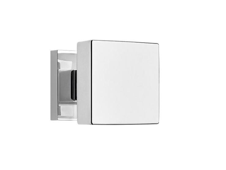 Contemporary style metal door knob CORNER ZINCRAL | Door knob - LINEA CALI'