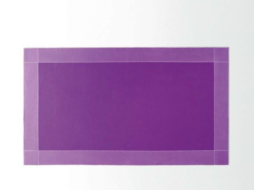 Rectangular felt rug CORNICE 25 - Paola Lenti