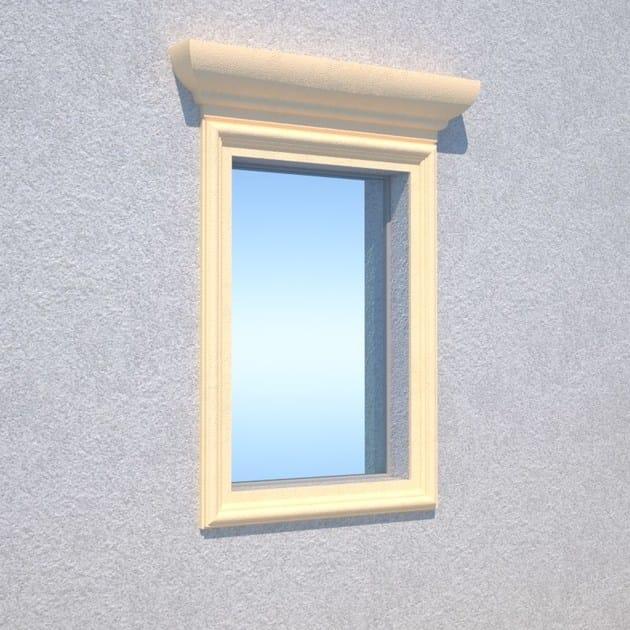Cornici contorni per finestre by eleni - Cornici per finestre esterne prezzi ...