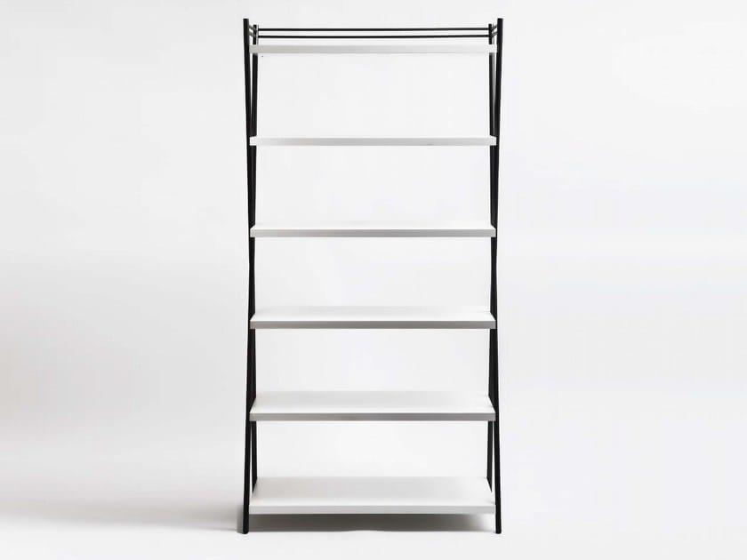 Open bookcase COSIMO | Bookcase by Adentro