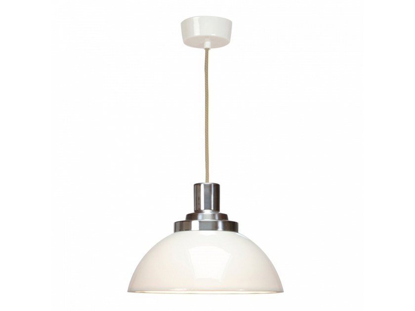 Porcelain pendant lamp with dimmer COSMO | Pendant lamp - Original BTC