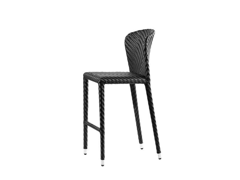 Sedia alta da giardino BELLA | Sedia alta - 7OCEANS DESIGNS
