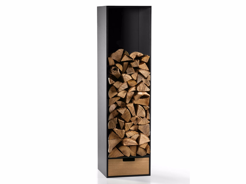 HPL Log holder COVO by conmoto