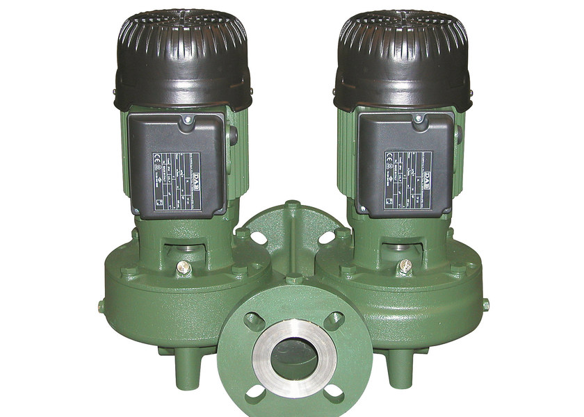 In-line pump CP/CP-G/DCP-G - Dab Pumps