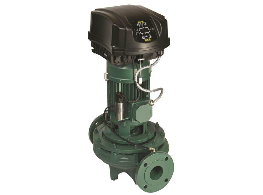 In-line constant pressure pump CPE/CP - GE/DCPE - Dab Pumps