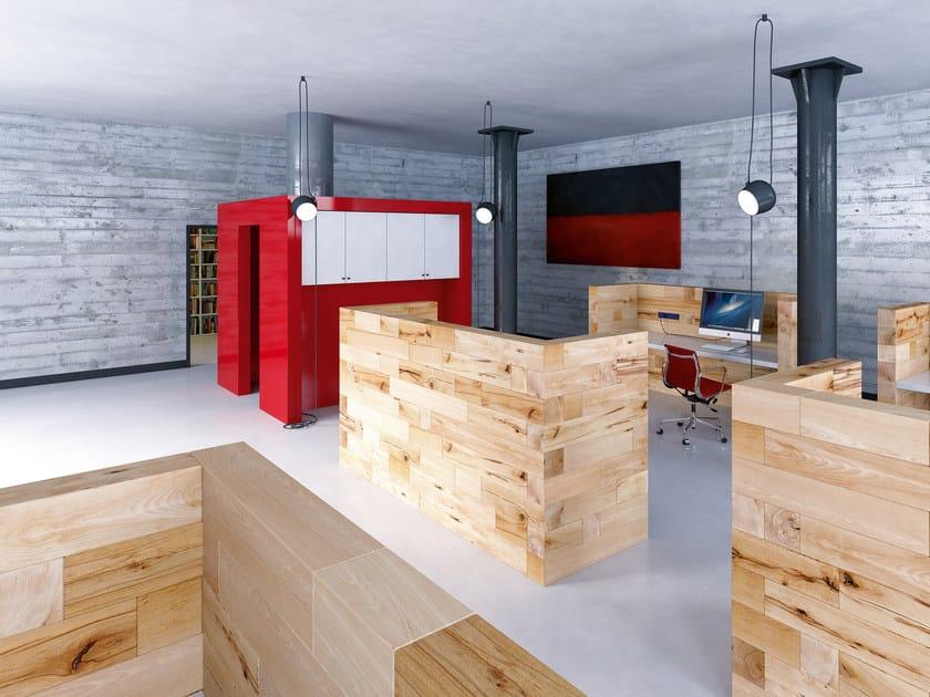 Beech meeting pod CRAFTWAND® | Office booth by CRAFTWAND