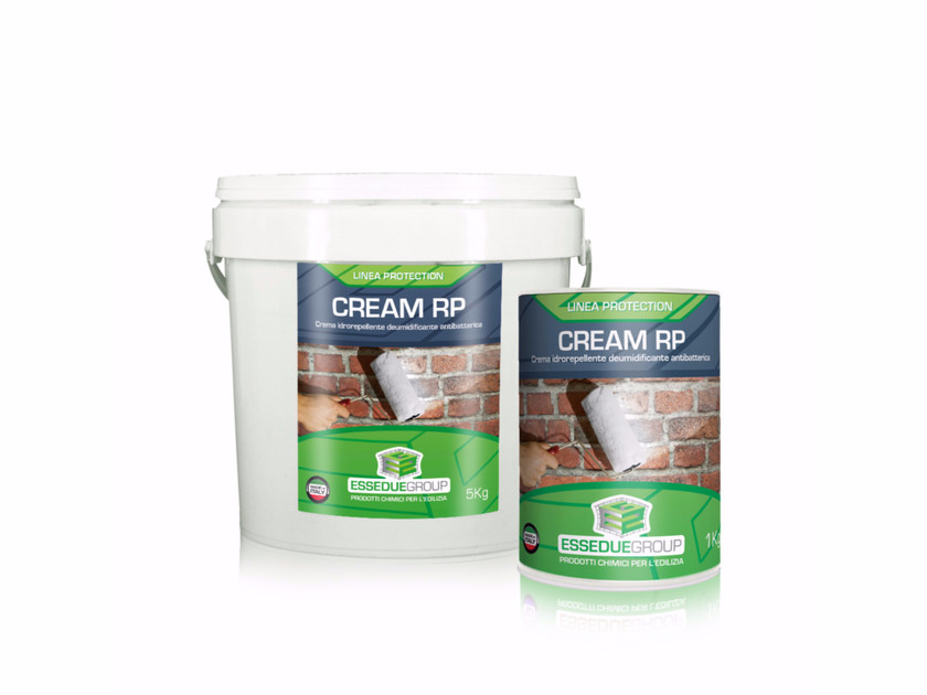 Surface water-repellent product CREAM RP - Essedue Group